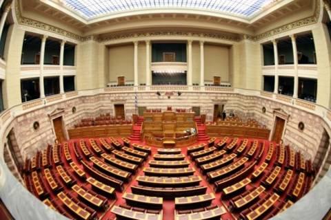 Κλείνει η Βουλή τη Μ. Τρίτη