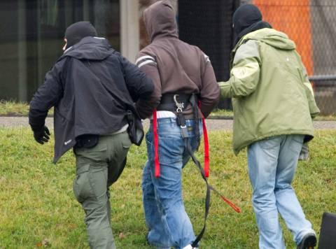 Γαλλία: Ελεύθεροι οι τέσσερις από τους δέκα ισλαμιστές
