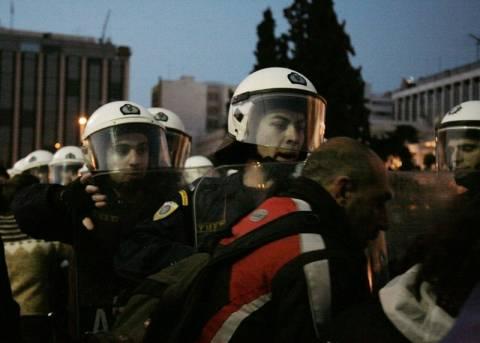 Διοικητική εξέταση για τους προπηλακισμούς δημοσιογράφων στην πορεία