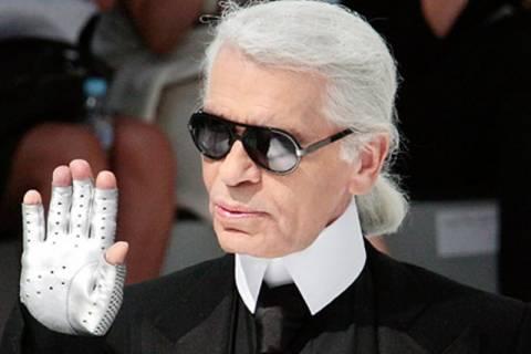 Ο Karl Lagerfeld θα σχεδιάσει couture ελικόπτερα!