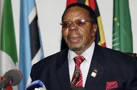Επιβεβαιώθηκε ο θάνατος του Προέδρου του Μαλάουι