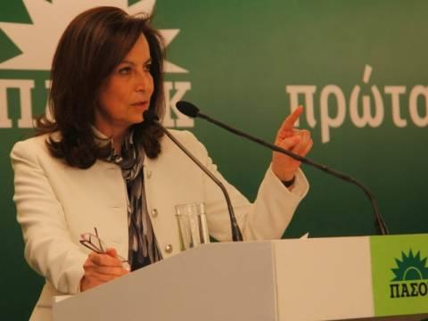 Κρίσιμη συνάντηση Διαμαντοπούλου - ΠΝΟ