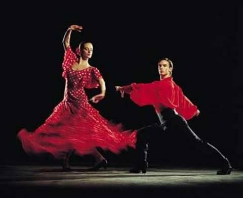 Flamenco με τους Falsetas στην Αυλαία