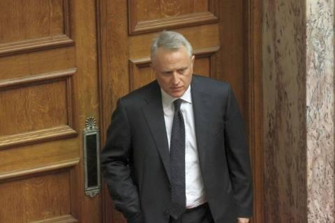 Γ. Ραγκούσης: Η παραίτησή μου στη διάθεση του πρωθυπουργού