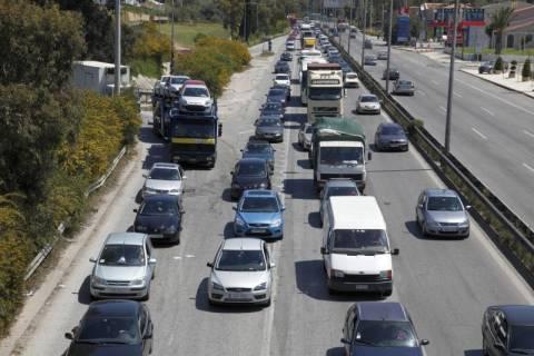 Κυκλοφοριακές ρυθμίσεις για την έξοδο του Πάσχα