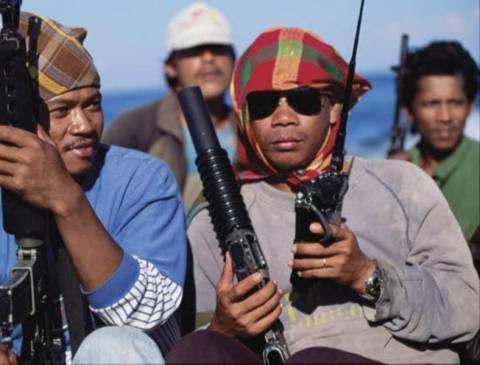 Σομαλοί πειρατές κατέλαβαν πλοίο στην Ινδία
