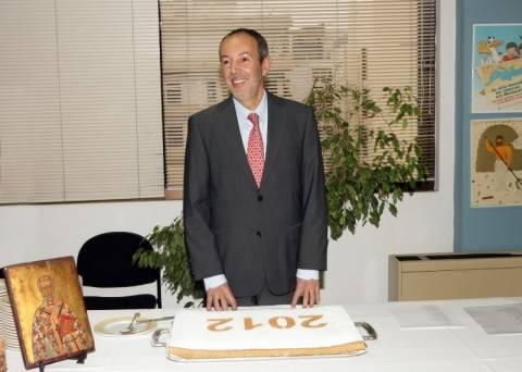Επανεξελέγη ο Ι. Κούστας στην HELMEPA