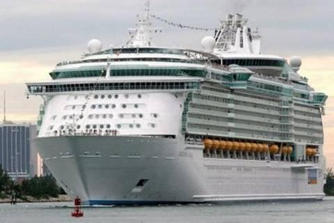 Βόλος: Το πρώτο κρουαζιερόπλοιο «εγκαινίασε» το καλοκαίρι…