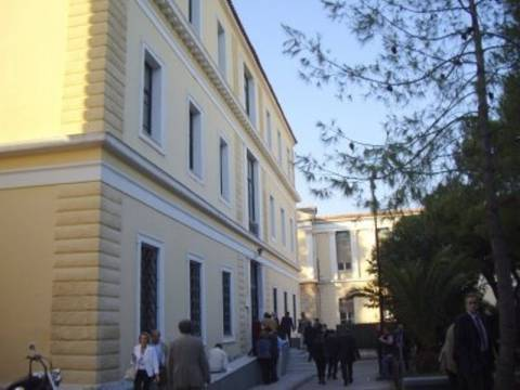 Καρδιολογικό ιατρείο στα δικαστήρια της Ευελπίδων