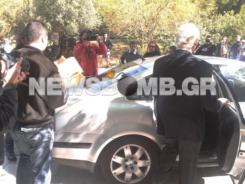 Συνελήφθη ο Άκης Τσοχατζόπουλος