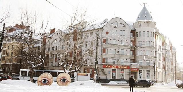 Γέμισε την Ρωσία γελαστά πρόσωπα