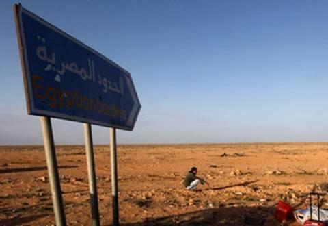 Επεισόδια στα σύνορα Αιγύπτου-Λιβύης