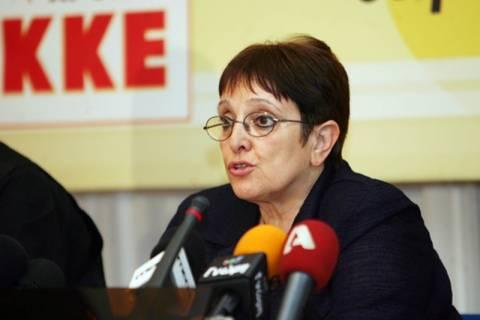 Παπαρήγα: Μεθοδευμένη η σύλληψη Τσοχατζόπουλου
