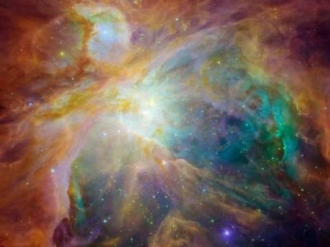 Το «αστρικό χάος» στον Ωρίωνα