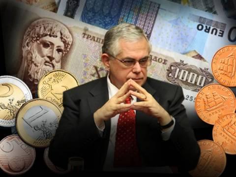 Κρυφό δίλημμα Παπαδήμου: Ευρώ ή δραχμή
