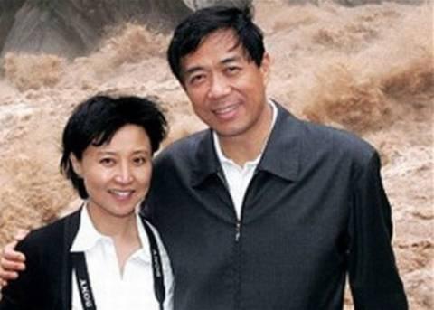 Ύποπτη για φόνο η σύζυγος του Μπο Σιλάι