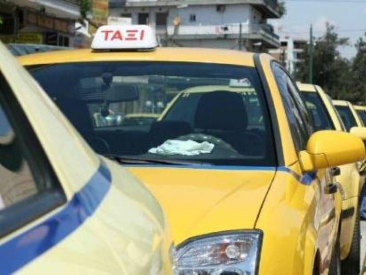 Εφιαλτική κούρσα για ταξιτζή στην Αγία Βαρβάρα