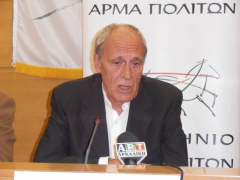 Δημαράς: Καλή Ανάσταση στην Ελλάδα μας