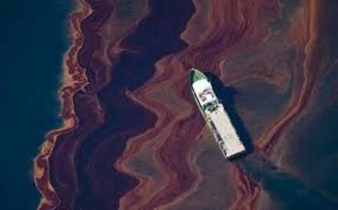 Νέα πετρελαιοκηλίδα στον Κόλπο του Μεξικού