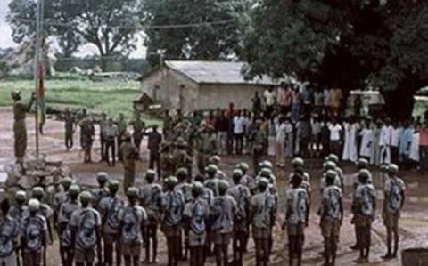 Γουινέα-Μπισάου: Στρατιώτες κατέλαβαν το κρατικό ραδιόφωνο