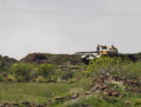 Συγκρούσεις στα τουρκο-συριακά σύνορα