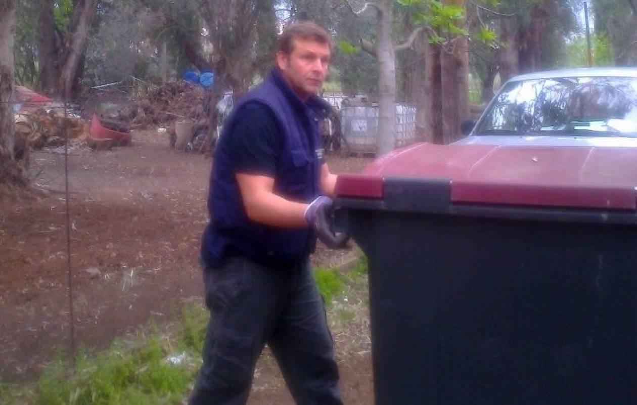 Ο Γκέτσος ανέβηκε στο σκουπιδιάρικο τη Μεγάλη Παρασκευή