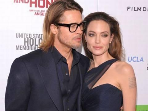 Το δαχτυλίδι γάμου που έδωσε ο Brad Pitt στην Angelina Jolie