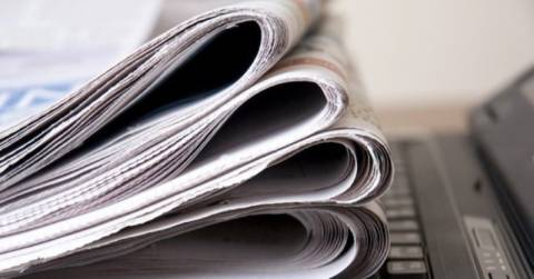 Ο Α. Τσοχατζόπουλος στις σημερινές εφημερίδες