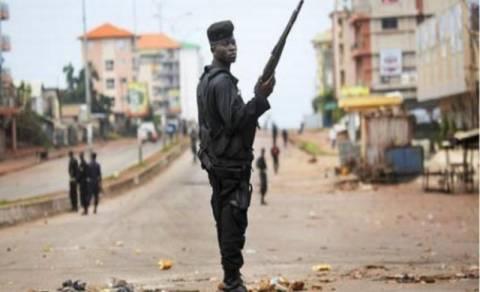 Πραξικόπημα στη Γουινέα – Μπισάου