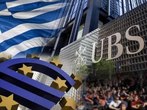 UBS: «Η Ελλάδα θα χρειαστεί κι άλλη βοήθεια»
