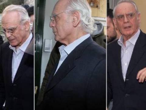 Στο γραφείο του ανακριτή ο Άκης Τσοχατζόπουλος