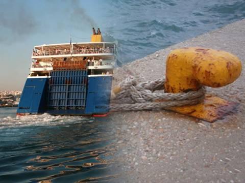 Πάνω από 60% η μείωση της κίνησης στα λιμάνια