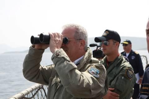 Μήνυμα Αβραμόπουλου στους Έλληνες στρατιώτες στη Καμπούλ