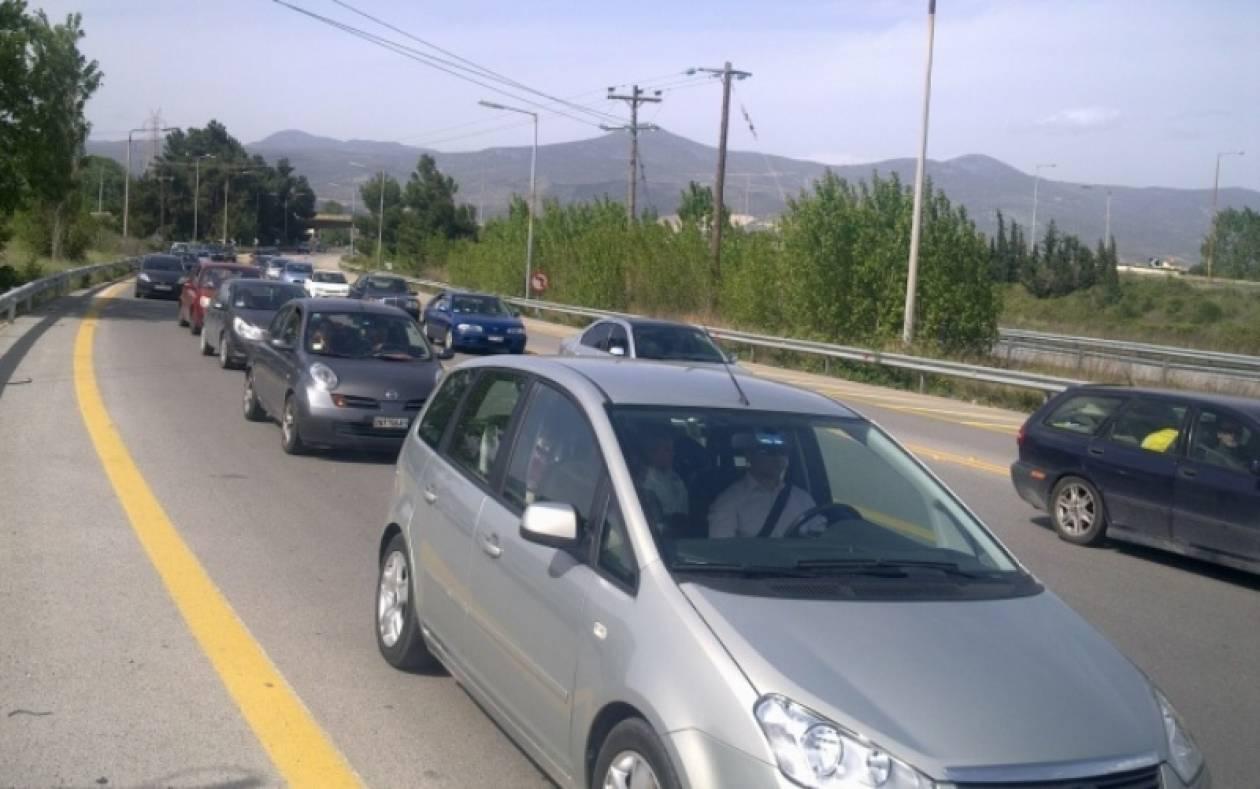 Ομαλοποιήθηκε η κυκλοφορία στην Αθηνών – Λαμίας