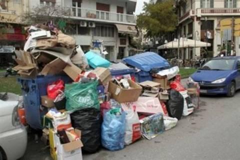 Ξεκίνησε η αποκομιδή απορριμμάτων στη Θεσσαλονίκη