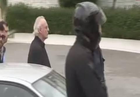 Στο κελί του Κορυδαλλού ο Άκης Τσοχατζόπουλος