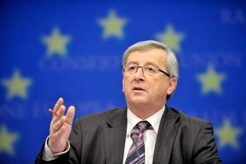 Ζ. Κ. Γιούνκερ: «Η Ισπανία δεν θα χρειαστεί εξωτερική βοήθεια»