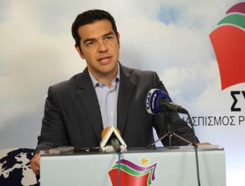 Α. Τσίπρας: Στις 6 Μαΐου αναμετράται ο λαός με την Ιστορία του