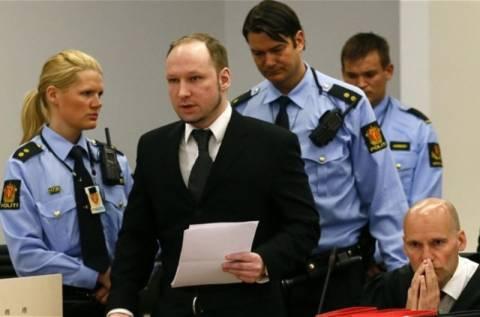 Αθώωση ή θανατική ποινή ζητά ο Νορβηγός μακελάρης