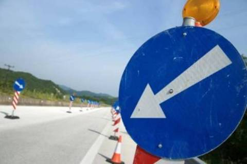 Κυκλοφοριακές ρυθμίσεις στη Λ. Λαυρίου