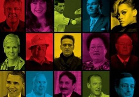 Oι 100 «ισχυροί» του κόσμου στο Time