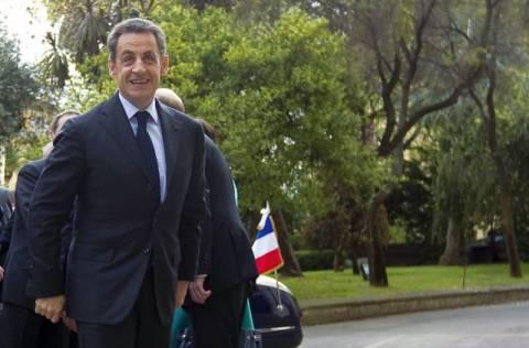 Τακτική «κενής καρέκλας» στην ΕΕ προανήγγειλε ο Σαρκοζί