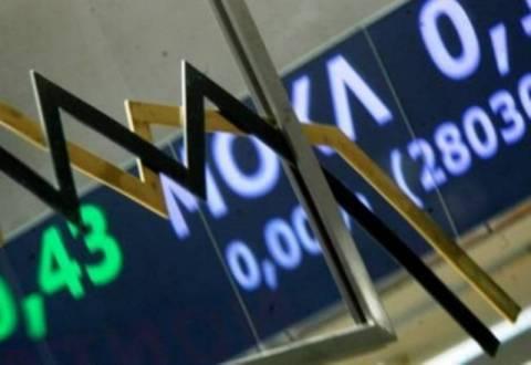 Σε πτωτική τροχιά η χρηματιστηριακή αγορά