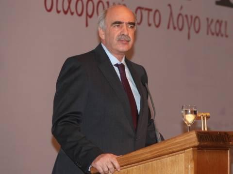 Τους συνδικαλιστές «ανέλαβε» ο Μεϊμαράκης