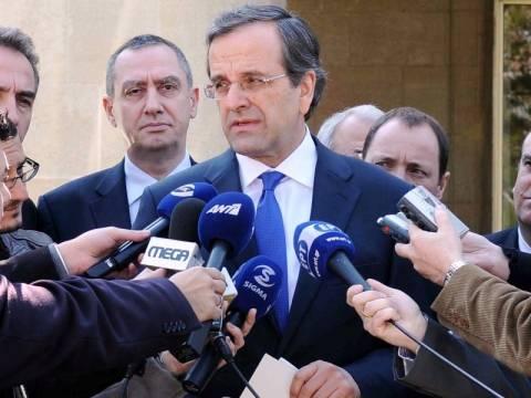 Α. Σαμαράς: Να έχουμε εμπιστοσύνη στις δυνάμεις μας