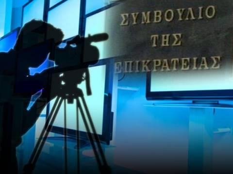 Τελεσίγραφο ΣτΕ για τον τηλεοπτικό χρόνο στα κόμματα