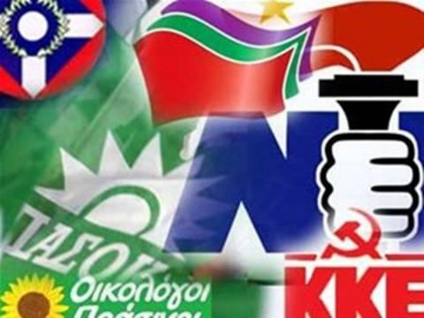 Public Issue: Εννέα θα είναι τα κόμματα στην Βουλή