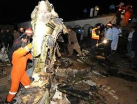 Εντοπίστηκε το μαύρο κουτί της μοιραίας πτήσης στο Ισλαμαπάντ