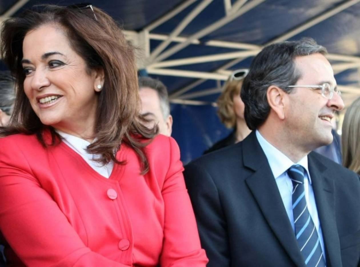 Ντόρα: Θα συνεργαστώ με τον Σαμαρά
