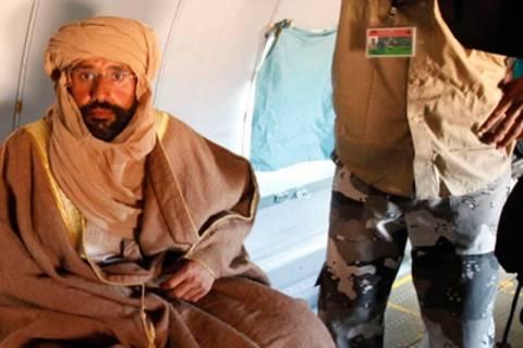Λιβύη και ΔΠΔ «διεκδικούν» τον γιο του Καντάφι